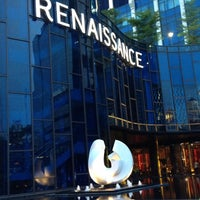 Photo taken at Renaissance Bangkok Ratchaprasong Hotel by Viritpol C. on 5/4/2012
