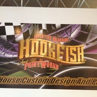 Photo taken at HookFish Branding by Kekoa F. on 7/9/2012