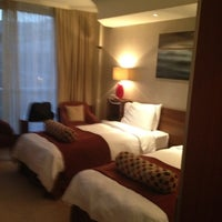 Photo taken at Grand Hotel Kempinski by Nadia A. on 3/16/2012