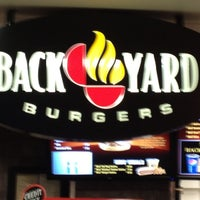 Photo taken at Back Yard Burgers by RICK G. on 6/15/2012