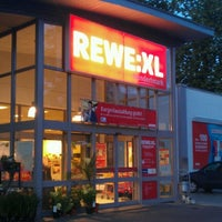 Photo taken at REWE:XL by Bildrauschen on 8/16/2012