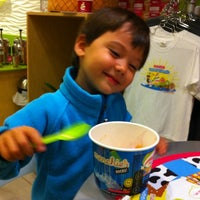 Photo taken at Menchie's by Nick P. on 8/22/2012