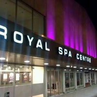 Photo taken at Royal Spa Centre by James Arthur C. on 2/18/2012