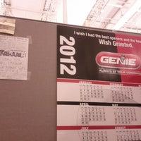 Photo taken at Overhead Door Corporation by RAiSSA on 5/19/2012
