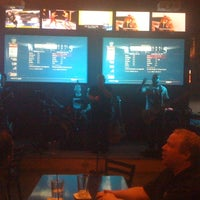 Photo taken at The Hub Sports Bar and Grill by Niki C. on 6/9/2012