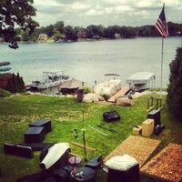 Photo taken at Lotus Lake by Jason L. on 8/4/2012