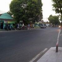 Photo taken at Jalan Empunala - Mojokerto by YulKoz on 9/6/2012