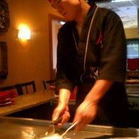 Photo taken at JK Fuji Japanese Steakhouse and Sushi by Shaonta' A. on 7/23/2012