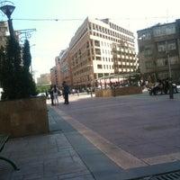 Foto diambil di Old Erivan Restaurant Complex oleh Aleksandr C. pada 4/30/2012