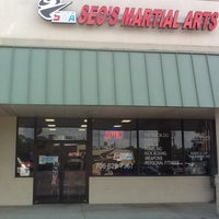 Photo taken at Seo's Martial Arts by Shane S. on 5/8/2012