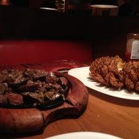 Photo taken at Fagulha Steakhouse by Pedro K. on 6/13/2012