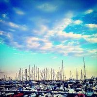 Photo taken at Porto di Salerno by Silvio M. on 5/27/2012