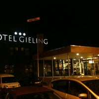 Photo taken at Hotel Gieling by Lee J. on 3/19/2012