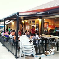 Photo taken at Park Burger by Kim on 8/4/2012