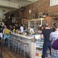 Photo taken at Oddfellows Cafe & Bar by Michael W. on 5/13/2012