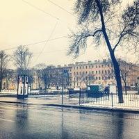 Снимок сделан в Площадь Тургенева пользователем Serge_at 4/8/2012