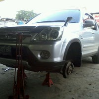Photo taken at Pasar Mobil Kemayoran by Dinand C. on 4/13/2012