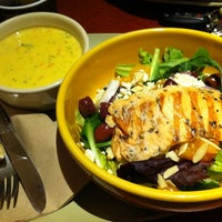 Photo taken at Panera Bread by Sharon H. on 2/26/2012