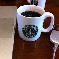 Photo taken at Starbucks by Sunil B. on 2/22/2012