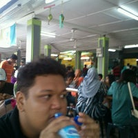 Photo taken at Gelugor Market Food Court by Mr P. on 7/7/2012