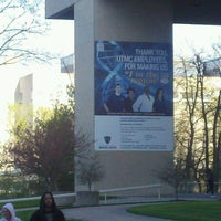 Photo taken at University Of Toledo-Health Science Campus by Parabolagirl on 4/2/2012