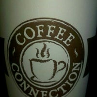Photo taken at Coffee Connection by Darren P. on 8/18/2012