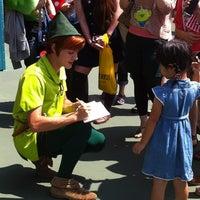 Photo taken at Peter Pan's Flight by しろまー on 7/10/2012