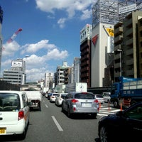 Photo taken at 阪神高速 湊町PA by shinpapa on 9/12/2012