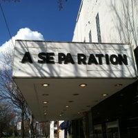 Photo taken at Varsity Theatre by John P. on 3/17/2012