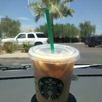 Photo taken at Starbucks by Jana M. on 8/2/2012