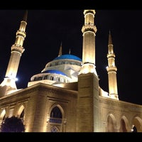 Photo taken at Mohammed Al-Amin Mosque by Jim C. on 5/29/2012