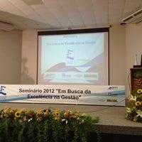 Photo taken at Embrapa Recursos Genéticos e Biotecnologia - CENARGEN by Temisson S. on 3/13/2012