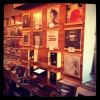 Photo taken at Origami Vinyl by Neil S. on 4/21/2012