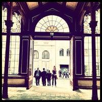 Photo taken at Prague Masaryk Railway Station by Oliver B. on 5/27/2012