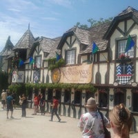 Photo taken at Bristol Renaissance Faire by Scot F. on 7/14/2012