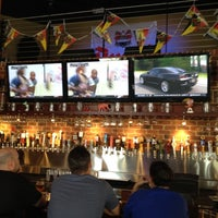 Photo taken at World of Beer by Bret A. on 7/21/2012