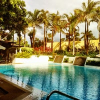 Photo taken at Henann Regency Resort and Spa by Albert P. on 8/25/2012