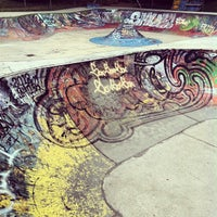 Photo taken at Skate Park by Grazia B. on 7/12/2012