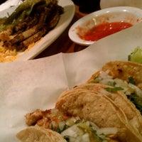 Photo taken at El Dorado Taqueria by shorty c. on 2/18/2012
