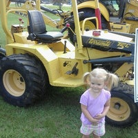 Photo taken at Shelbyville Parks and Recreation by Natalie D. on 7/28/2012