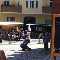 Photo taken at Cafe Selig by Detlef R. on 6/23/2012