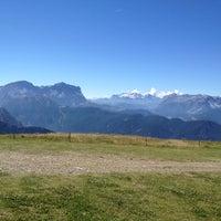 Das Foto wurde bei Kronplatz / Plan de Corones von Antonio A. am 8/19/2012 aufgenommen
