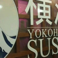Photo taken at Yokohama Sushi by Richard L. on 2/23/2012
