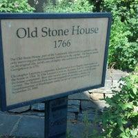 Photo taken at Old Stone House by Richard M. on 5/27/2012