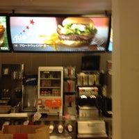 Photo taken at McDonald's by Takuya T. on 3/6/2012