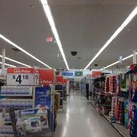 Photo taken at Walmart Supercenter by Robert R. on 6/9/2012