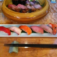 Photo taken at Sushi Ran by Allen L. on 9/2/2012
