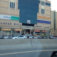 Photo taken at Ansar Mall by Adel A. on 3/11/2012