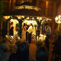 Photo taken at Viva Las Vegas Wedding Chapel Inc. by Heidi A. on 4/28/2012