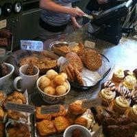 Photo taken at Crema Cafe by R. B. on 8/29/2012